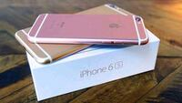 gold iPhone 6s with box Alabama