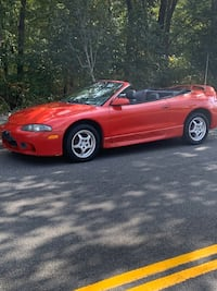 1997 Mitsubishi Eclipse Washington