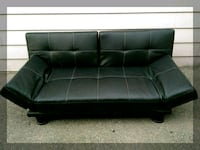 Futon sofa bed, good condition, Delivery Available Toronto, M9A