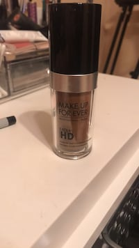 Makeup forever ultra HD foundation  545 km