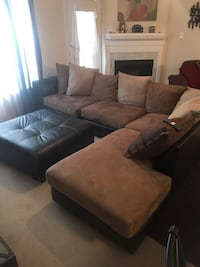 Gently used sectional Chesapeake, 23320