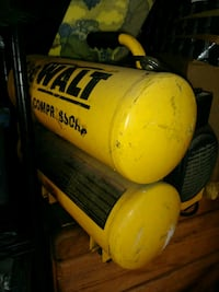 yellow and red air compressor Fullerton, 92832