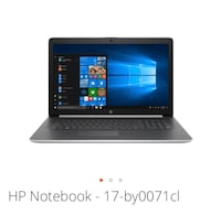 New HP 17inch Laptop