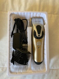 Cordless Dog Clippers used one time