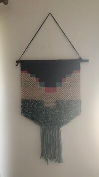 Decorative woven hanging Fort Myers, 33967