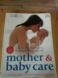 Mother and Baby Care book Belleville