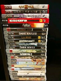 22 PS3 games Severn, 21144