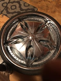 """24""""Dubb Rims/Spinners(CASH ONLY NO TRADES) Jackson, 39213"""