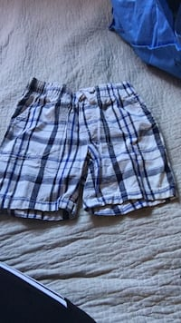 white, black, and blue plaid shorts Santa Paula, 93060