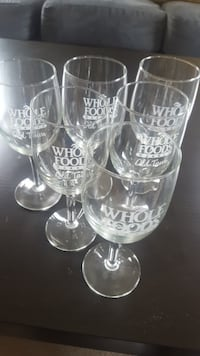 Wine glasses 6 set (8) ARLINGTON