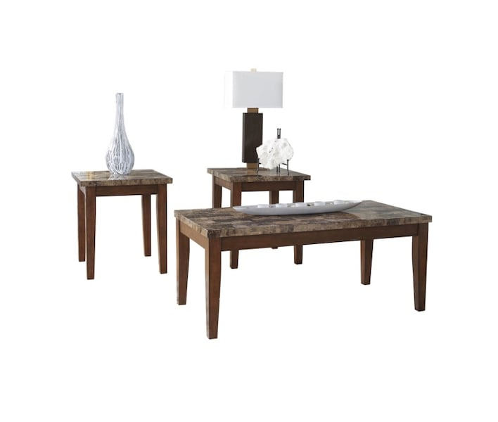 Coffee table and matching end tables 67128920-8434-4d50-80ab-fe729b713a4e