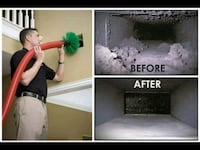Air Duct And Vents Cleaning Service Springfield