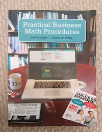 Practical Business Math Procedures.