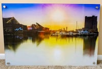 20x30 Baltimore Inner Harbor Sunrise print. Garrison, 21117