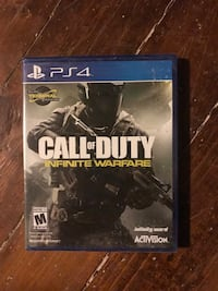 Call of Duty Infinite Warfare PS4  Plainfield, 06374