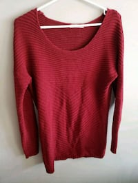 Revolution ladies small red long sleeve shirt Edmonton, T5K 1T9