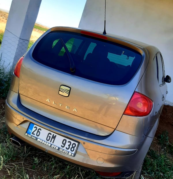 2007 Seat Altea 1.6 STYLANCE 102 HP 8
