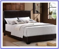 5 pc Contemporary Style Bed Set includes Mattress and Box NEW Windsor Mill