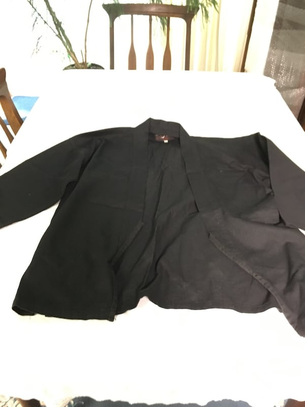 Ninja Uniform/ Outfit - size small 2