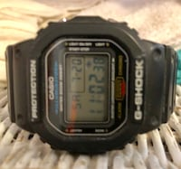 Casio DW 5600 - pre owned , hasn't been used in years , keeps perfect time, very clean  Cherry Hill, 08002