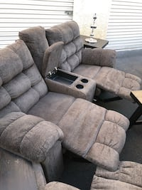 3 piece sofa,Love seat and wedge usb and plugs Las Vegas, 89110