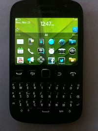 Blackberry touch perfect condition