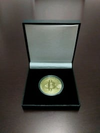 Bitcoin Collectible Coin  Columbus, 43201