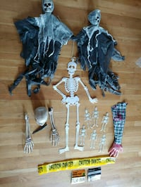 Lot Halloween accessories Upper Marlboro, 20774