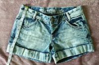 CUTE jean shorts, size 4 Pittsburgh, 15211
