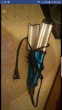 blue and black Makita angle grinder screenshot New York, 10029