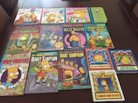 The Simpsons books Mississauga, L4X 1A2