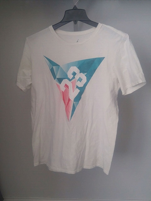 47affdae847a Used White Jordan T-Shirt for sale in New Britain - letgo