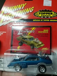 Johnny Lightning Mad Maverick Topper Series Lyons, 60534