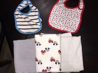 Newborn and 0-3 months clothing bundle Spring, 77379