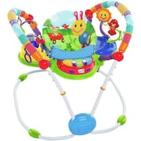 baby's multicolored jumperoo Toronto, M9N 2Z6