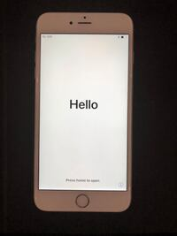 white iPhone 5 with box