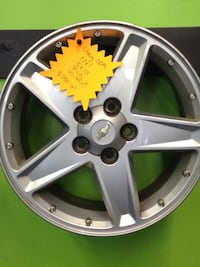 "Great set of use 17"" Chevy OEM Rims Toronto, M1P 2B4"