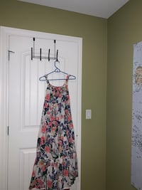 Clothes (6 pieces) Dresses, sweaters, jacket