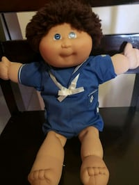 cabbage patch kids dolls figures from the 80s & 90s