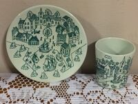 Limited Edition Hoyrup cup and saucer.