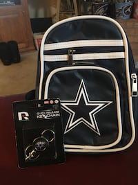 Dallas Cowboys Mini Sling Bag and quick release keychain  Bartlett, 38135