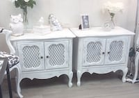 Two French Provincial Side Tables Ottawa, K1T 3Z2