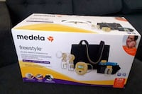 Medela freestyle deluxe- sealed  981 mi