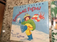 Jimmy Fallon 2005 book - his 1st book Waterdown, L8B 0E4