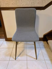 Dining Chair, grey Whitchurch-Stouffville
