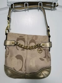 Coach Crossbody New Barely used Edmonton, T5Z