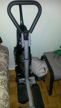 Exercise stepper with handle Montreal, H8R 1E8