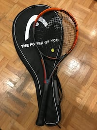Men's Head tennis racquet used once Toronto, M6A 1T1
