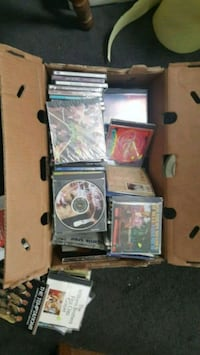 70 different CDs in a good condition  Upland, 91786