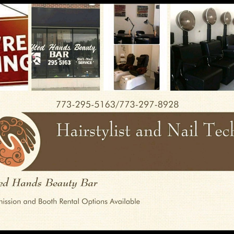 Nail Technician and/or Hairstylist